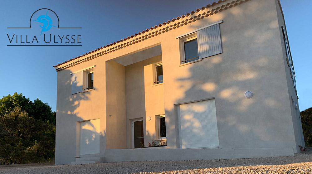 Villa Ulysse pôle de thérapeutes Orange Vaucluse
