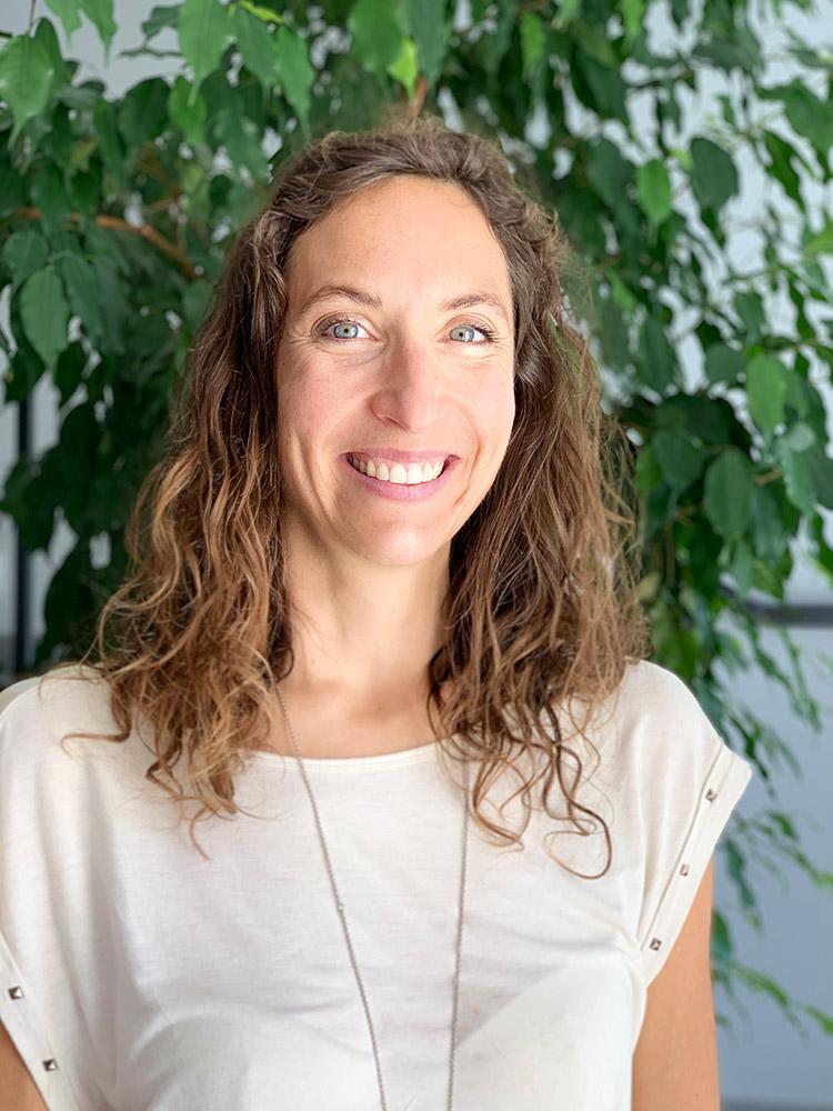 Marlene Marchal ergothérapeute à Orange Vaucluse