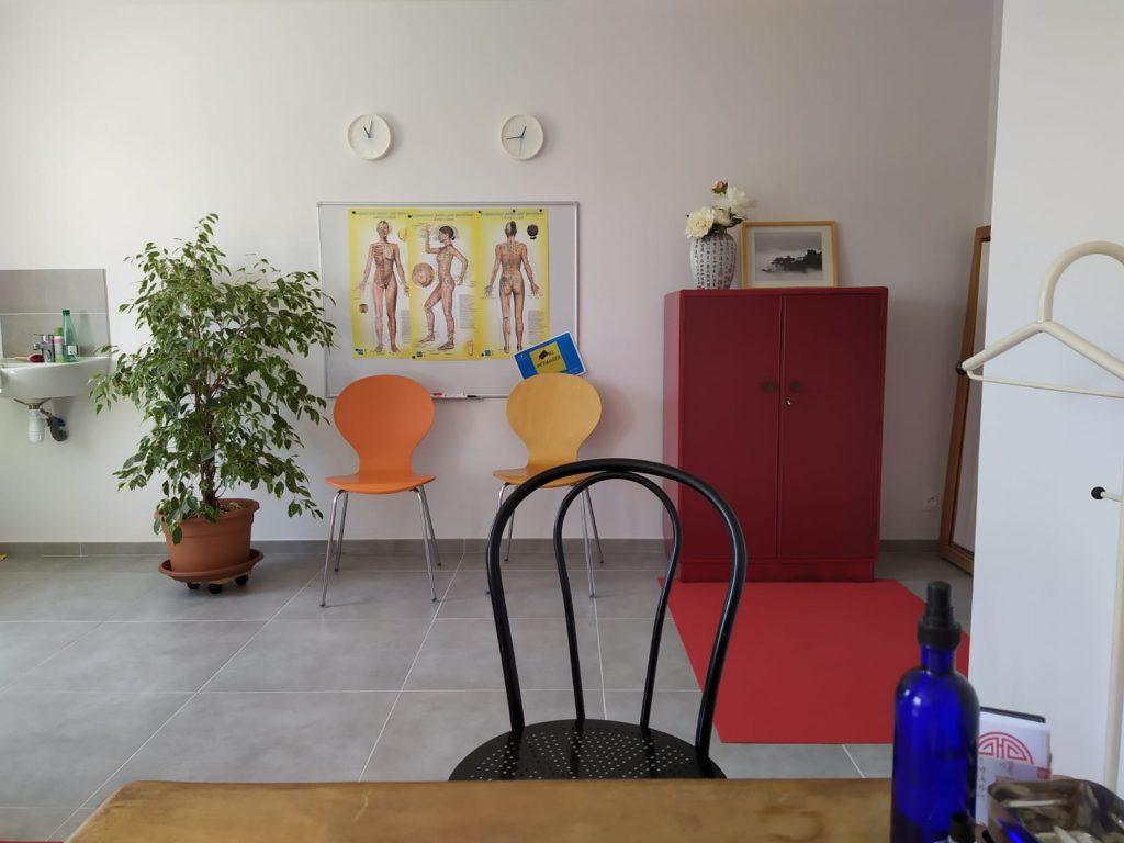 Francoise Gibon Praticienne Médecine Traditionnelle Chinoise à Orange Vaucluse